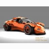 Mantiz Concept Car By Lambo Wallpaper