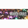 Mardi Gras Beads Cover