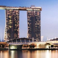 Marina Bay Cover
