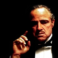 Marlon Brando In Godfather