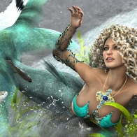 Marmaid Hd Wallpaper 28