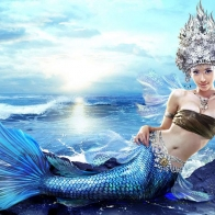 Marmaid Hd Wallpaper 3