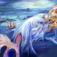 Marmaid Hd Wallpaper 9