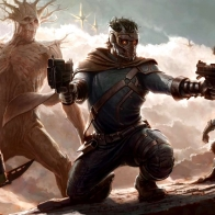 Marvel Guardians Of The Galaxy Wallpaper