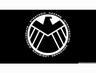 Marvel The Avengers Shield Logo Wallpaper