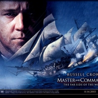 Master And Commander Far Side Of The World Wallpaper