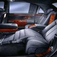 Maybach Interior Hd Wallpapers