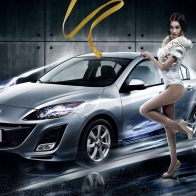 Mazda Hot Wallpaper