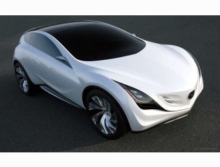 Mazda Kazamai Concept 3 Hd Wallpapers