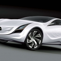 Mazda Kazamai Concept Car Hd Wallpapers