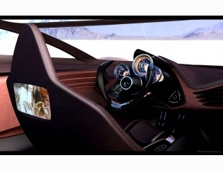 Mazda Nagara Concept Interior Hd Wallpapers