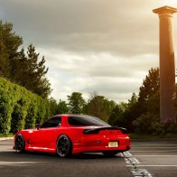 Mazda Rx 7 Fd Red Hd