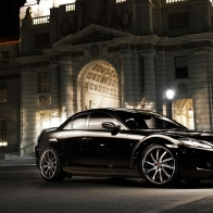 Mazda Rx 8 Black Samurai Hd Wallpapers
