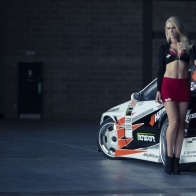 Mazda Rx7 Girl Garage