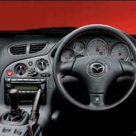 Mazda Rx7 Interior Hd Wallpapers