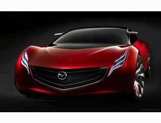 Mazda Ryuga Concept 2 Hd Wallpapers