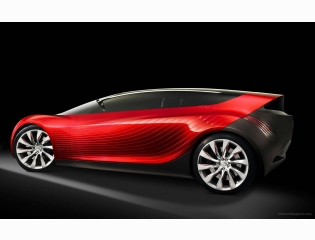 Mazda Ryuga Concept 4 Hd Wallpapers