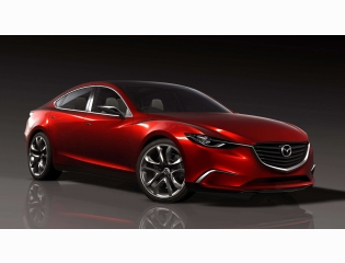 Mazda Takeri Concept Wallpaper