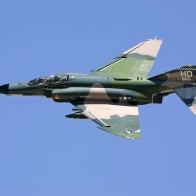 Mcdonnell Douglas F 4f Phantom Ii Wallpaper