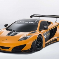 Mclaren 12c Racing Concept Hd Wallpapers