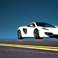 Mclaren Mp4 12c Car Desktop Wallpaper
