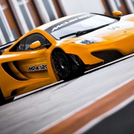 Mclaren Mp4 12c Gt3 2012 Hd Wallpapers