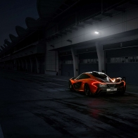 Mclaren P1 2013 Hd Wallpapers
