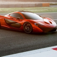 Mclaren P1 2014 Hd Wallpapers