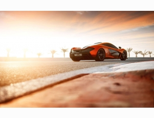 Mclaren P1 4 Hd Wallpapers