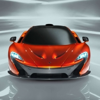 Mclaren P1 Concept Car Hd Wallpapers