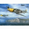 Me109 Battle Of Britain Wallpaper
