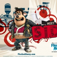 Meet Sid Flushed Away Wallpaper
