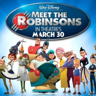 Meet The Robinsons Wallpaper