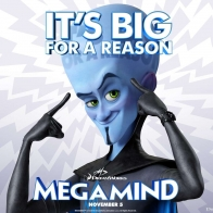Megamind Wallpaper