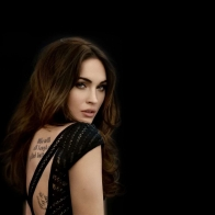 Megan Fox 8217 S Tattoos Wallpapers