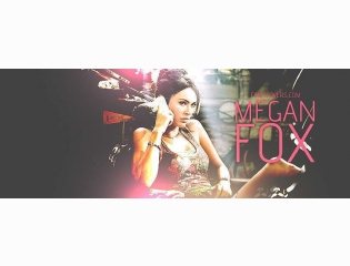Megan Fox Cover