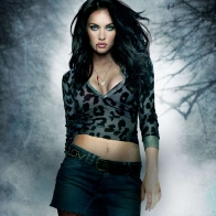 Megan Fox In Jennifers Body Poster Wallpaper
