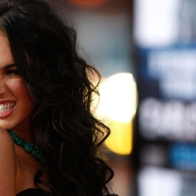 Megan Fox Teeth Black Hair Wallpapers