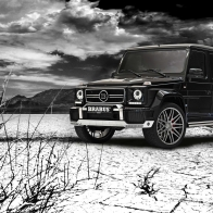 Mercedes Benz Brabus G63 Widestar Hd Wallpapers