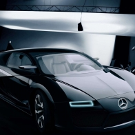 Mercedes Benz Bugatti Concept Hd Wallpapers