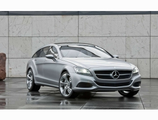 Mercedes Benz Cls 2012 Hd Wallpapers