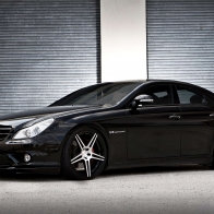 Mercedes Benz Cls55 Amg Hd Wallpapers