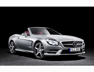 Mercedes Benz Sl 2013 Hd Wallpapers