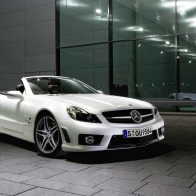 Mercedes Benz Sl63 Amg Convertible 2 Hd Wallpapers