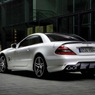 Mercedes Benz Sl63 Amg Convertible 3 Hd Wallpapers