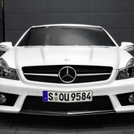 Mercedes Benz Sl63 Amg Convertible Hd Wallpapers