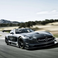 Mercedes Benz Sls Gt3 2 Hd Wallpapers