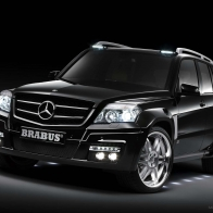 Mercedes Brabus Glk Widestar Hd Wallpapers