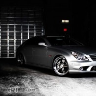 Mercedes Cls 55 360 Forged Spec 5ive 2 Hd Wallpapers