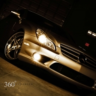 Mercedes Cls 55 360 Forged Spec 5ive Hd Wallpapers